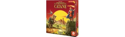 Catane - Cartes