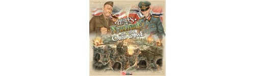Heroes Of Normandie - Jeu de Cartes
