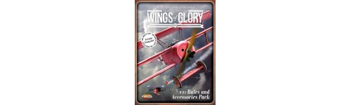 Wings Of War / Glory - Ière gm