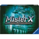 Mister X - Course-poursuite en Europe