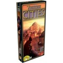 7 Wonders - Cities + carte Louis
