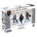 DUST Tactics - Axis Hero Pack