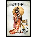 GEISHA - Goodies Shitennô