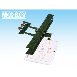 Wings Of Glory - CAPRONI CA.3 (CEP115)