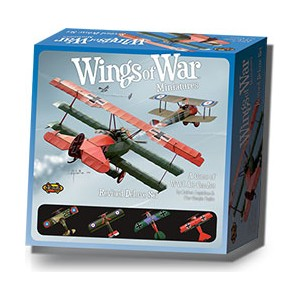 WINGS OF WAR Revised Deluxe Set - VF - Occasion