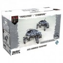 DUST Tactics - Axis Armored Transport