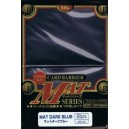 KMC - Standard - MAT 'Dark Blue' Sleeves (x80) - 92 x 66 mm
