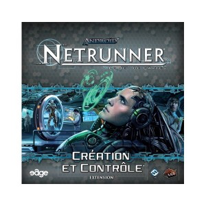 Android : Netrunner - CREATION ET CONTROLE
