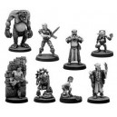 Dungeon Twister - Figurines Boîte de Base - Prétirage