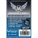 Mayday games - 50 Premium Mini Euro sleeves 45x68 mm
