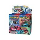 36 Booster Pokemon : XY - Display complet