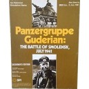 Panzergruppe Guderian : The Battle for Smolensk - ed 1976
