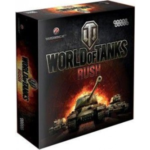 WORLD OF TANK - RUSH