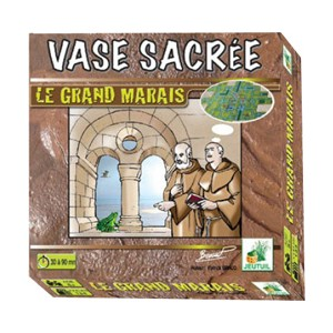Vase sacré - Le Grand marais