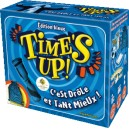 Time's Up ! - edition bleue / c pas cher