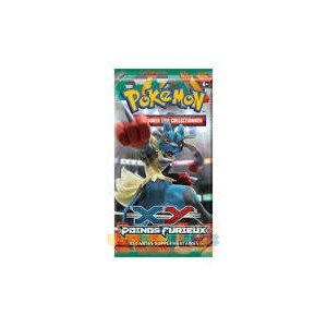 Booster Pokemon : XY - Poings Furieux - VF