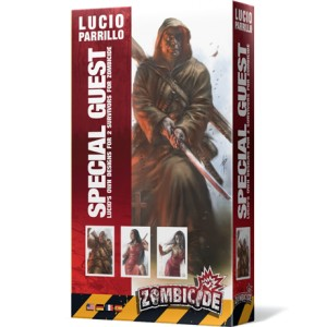 Zombicide : Special Guests : Parrillo