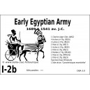DBA3.0 - 1/2b NEW-KINGDOM EGYPTIAN 1689-1541 BC