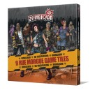Zombicide : 9 Rue Morgue Games Tiles