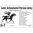 DBA3.0 - 2/7 LATER ACHAEMENID PERSIAN ARMY 420-329 BC