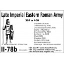 DBA3.0 - 2/78b LATER IMPERIAL EASTERN ROMAN ARMY 307-408
