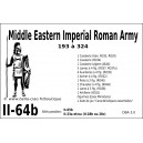 DBA3.0 - 2/64b MIDDLE EASTERN IMPERIAL ROMAN ARMY 193-324