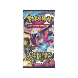 Booster Pokemon : XY - ORIGINES ANTIQUES - VF