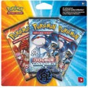 Pack 3 Booster Pokemon : DOUBLE DANGER - Team AQUA
