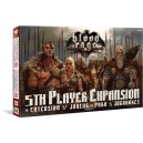 BLOOD RAGE : Extension 5Eme Joueur - VF