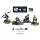 BOLT ACTION - US Marine Corps HQ - 28 mm