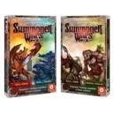 Summoner Wars - Lot Elfes & Orcs + Nains et Gobelins + sleeves
