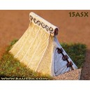 15 mm Anglo-Saxon Tent / Geteld