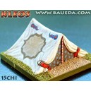 15 mm Chinese Tent