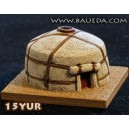 15 mm Mongol Yurt