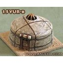 15 mm Nobles Mongol Yurt