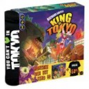 KING OF TOKYO + T-shirt taille M