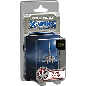 X-Wing - T70 X-wing - VF