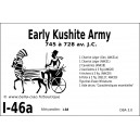 DBA3.0 - 1/46a EARLY KUSHITE ARMY 745-728