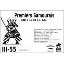 DBA3.0 - 3/55 PREMIERS SAMOURAIS pas cher
