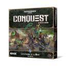 LES LEGIONS DE LA MORT - WARHAMMER 40K : Conquest pas cher