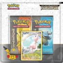 Duo Pack GENERATIONS Pokemon + Promo Mew