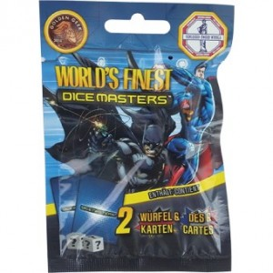 Booster Marvel Dice Masters : World's Finest - VF