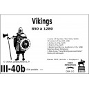 DBA3.0 - 3/40b VIKINGS 850-1280