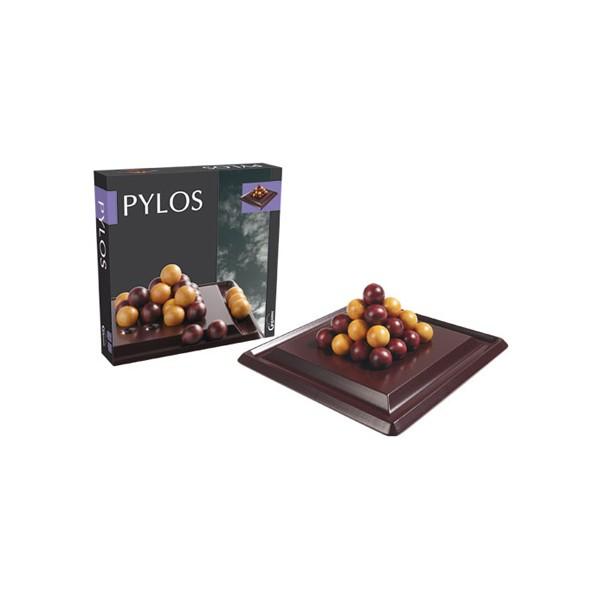 Les 2 joueurs reçoivent 15 billes et les disposent tour à tour en forme de pyramide.Des princip...