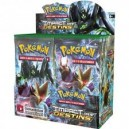 Booster Pokemon : XY - IMPACT DES DESTINS - VF