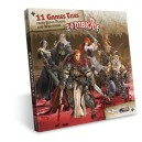 Zombicide : Pack de Tuiles - Extra Tiles Pack - VF