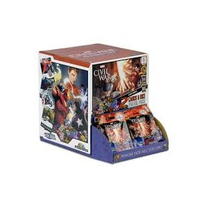 Booster Marvel Dice Masters : CIVIL WAR - VF