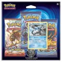 PACK 3 BOOSTER XY12 EVOLUTION - KYUREM NOIR - VF