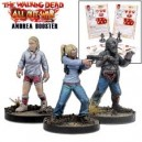 Andrea - The Walking Dead : All Out War