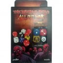 SET DE DES - DICE BOOSTER - The Walking Dead : All Out War